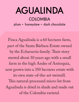 Agualinda - Colombia | 200g