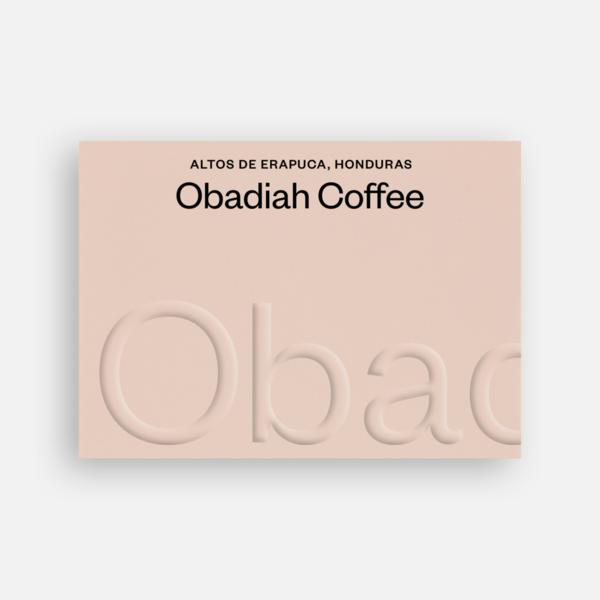 Altos de Erapuca Honduras - Obadiah Coffee | 250g