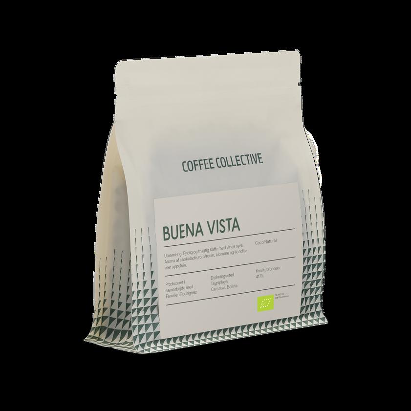 Buena Vista coco natural - Bolivia | 250g
