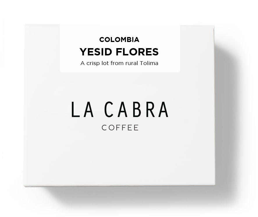 Yesid Flores - Colombia | 250g