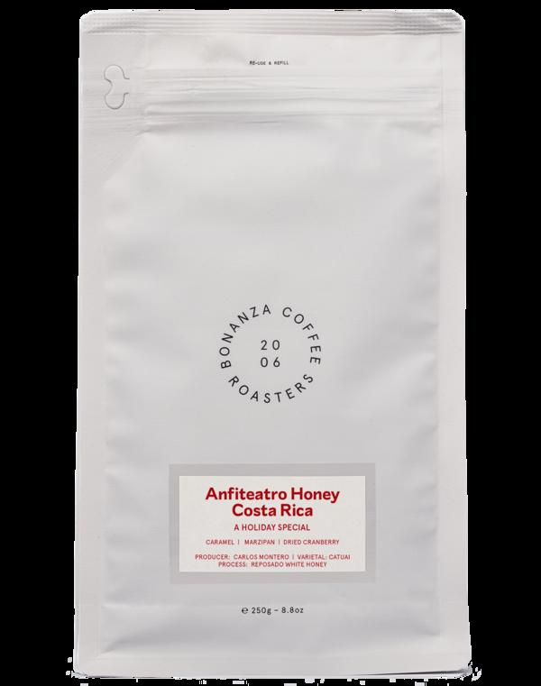 Anfiteatro Honey - Costa Rica   250g