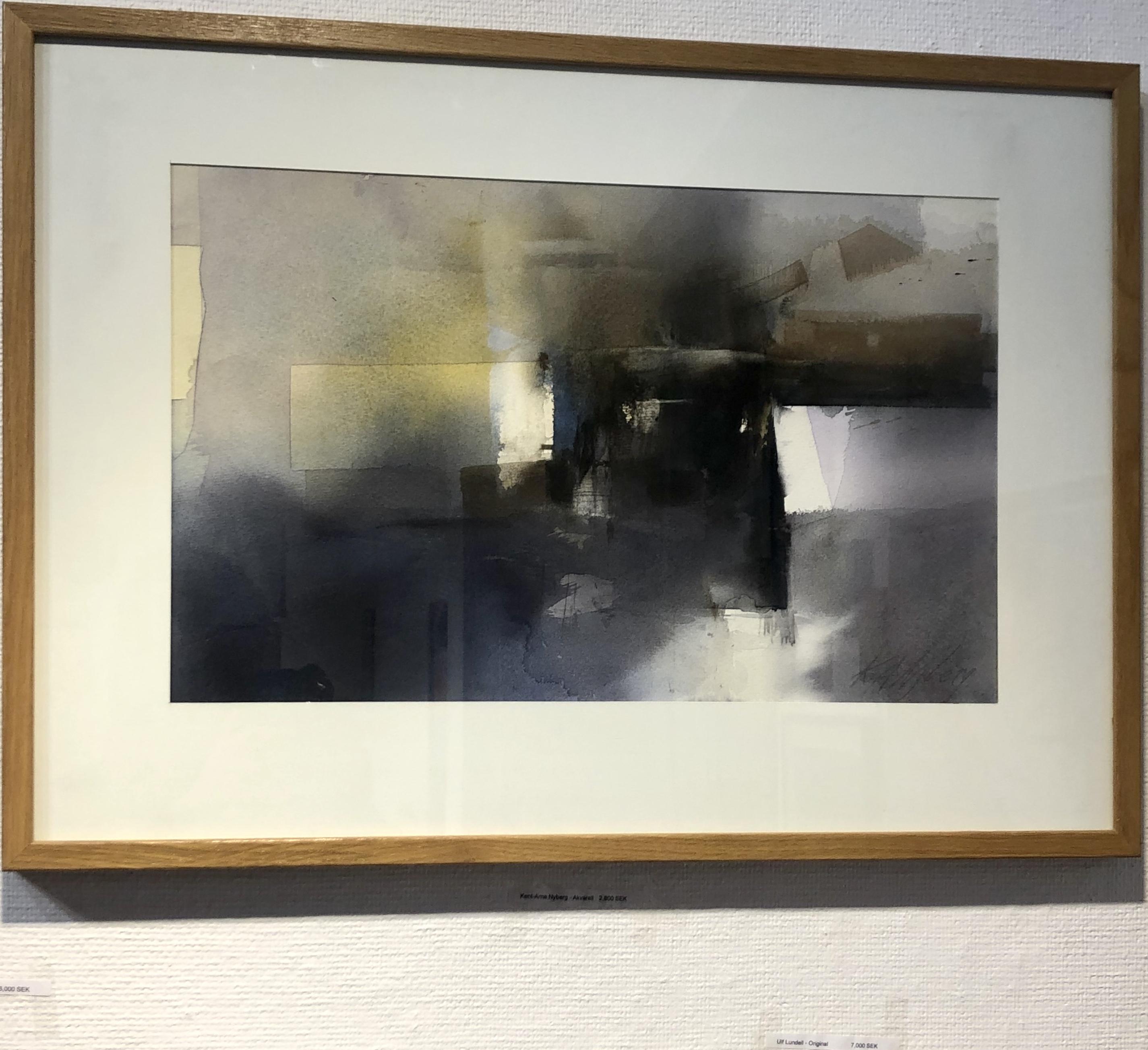 Kent-Arne Nyberg - Akvarell