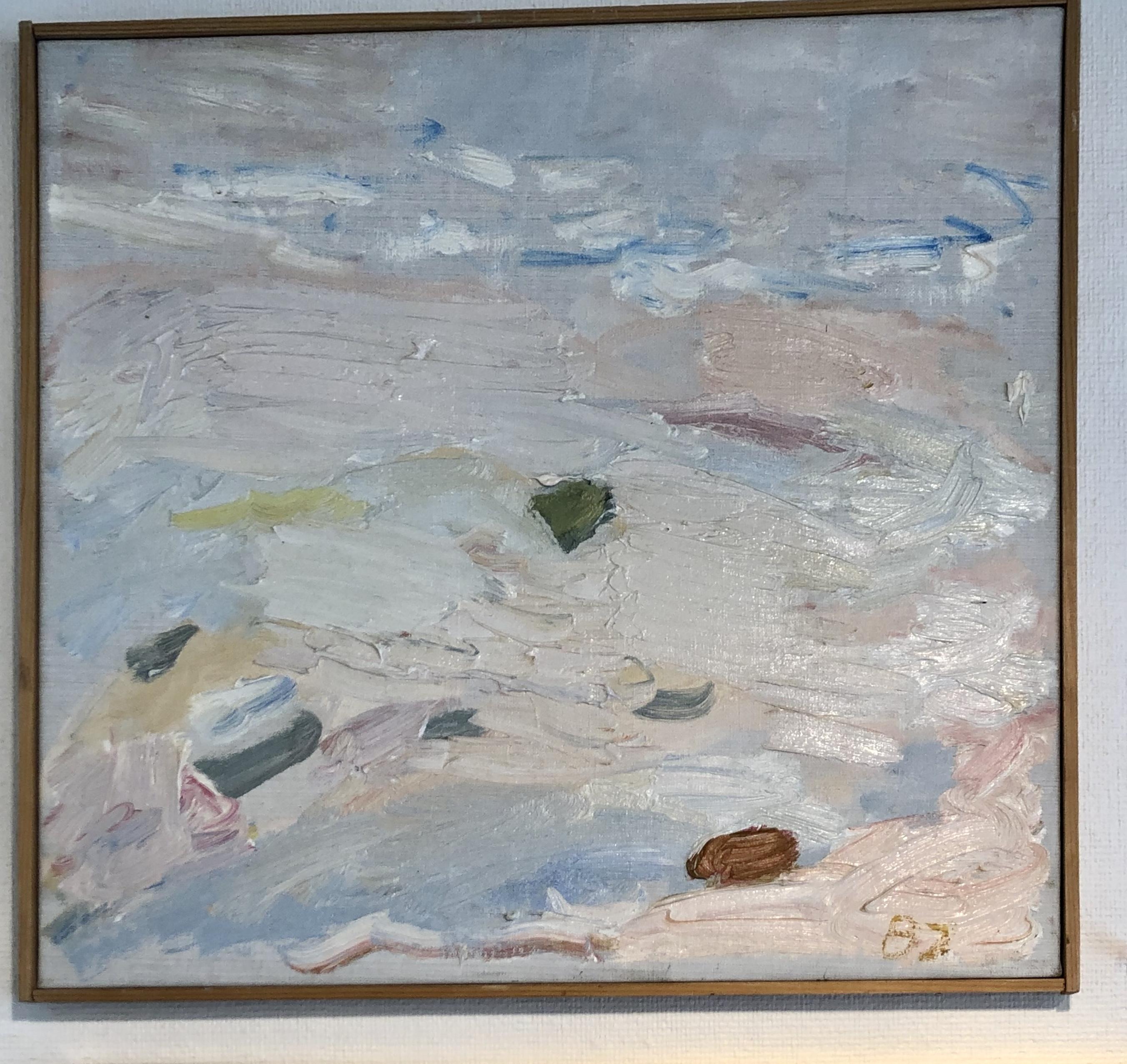 Bengt Johansson - Originalmålning 60x60 cm