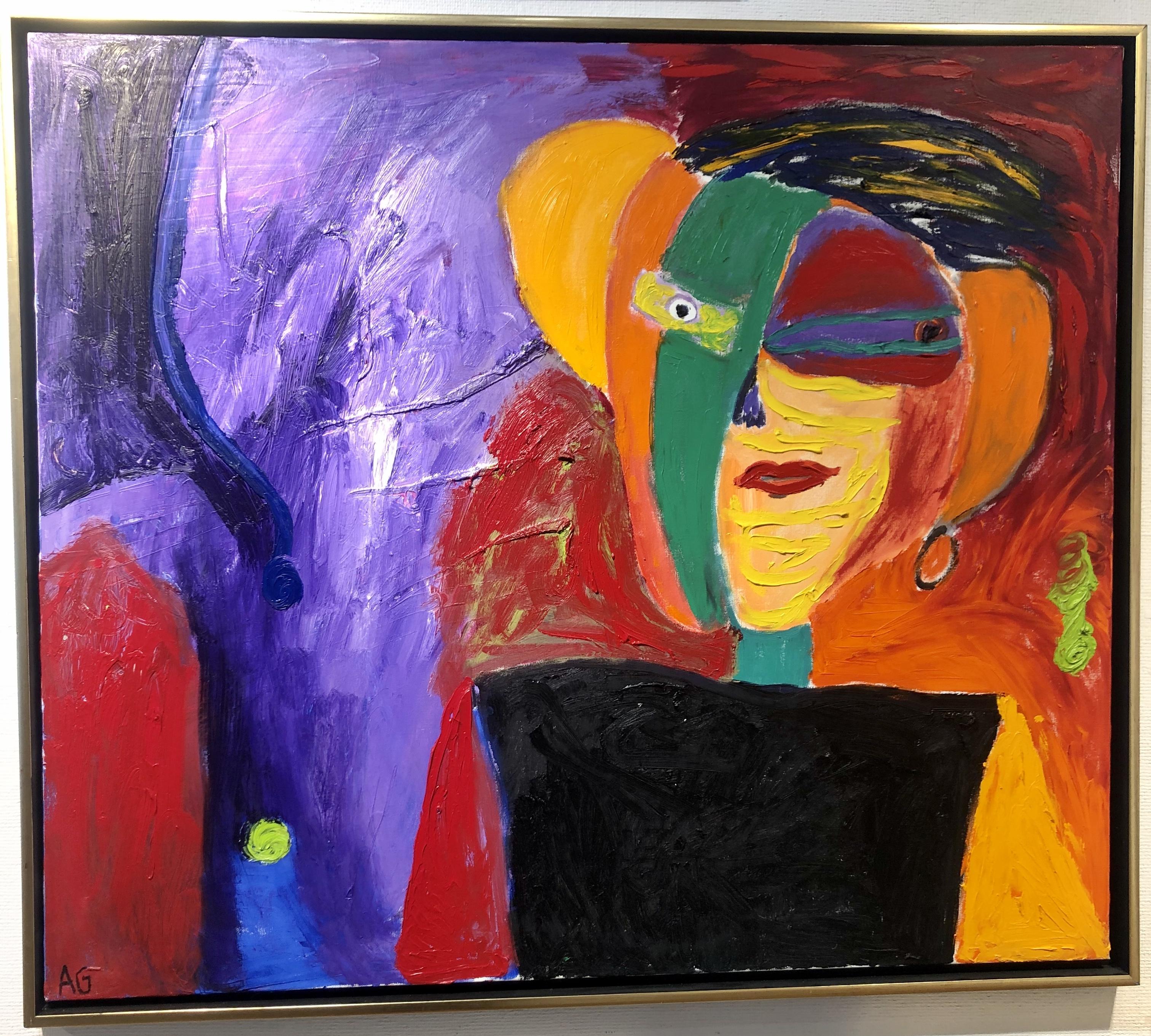 Agneta Granstad - Originalmålning