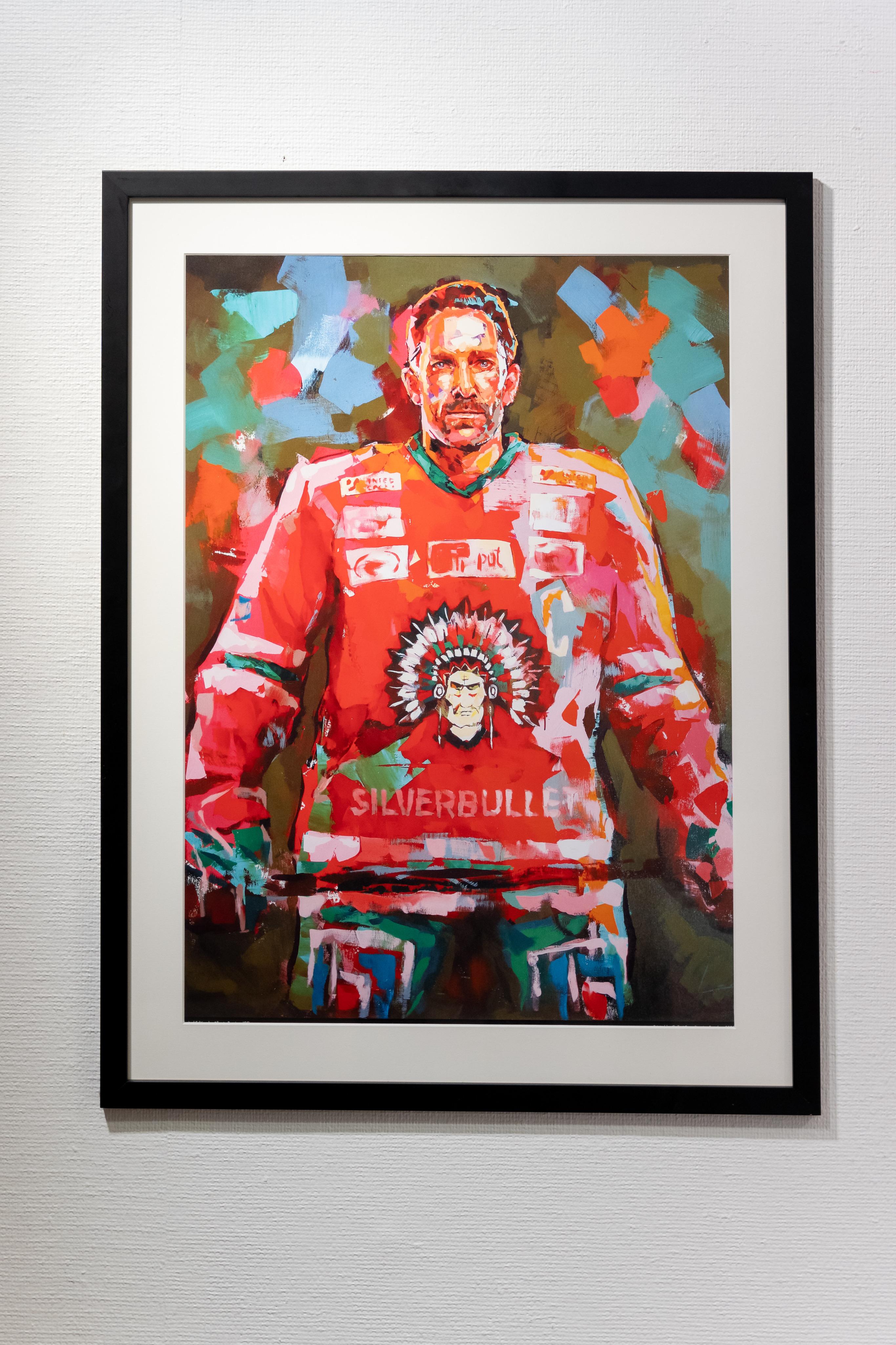 """Joel Lundqvist"" 50x70 cm"