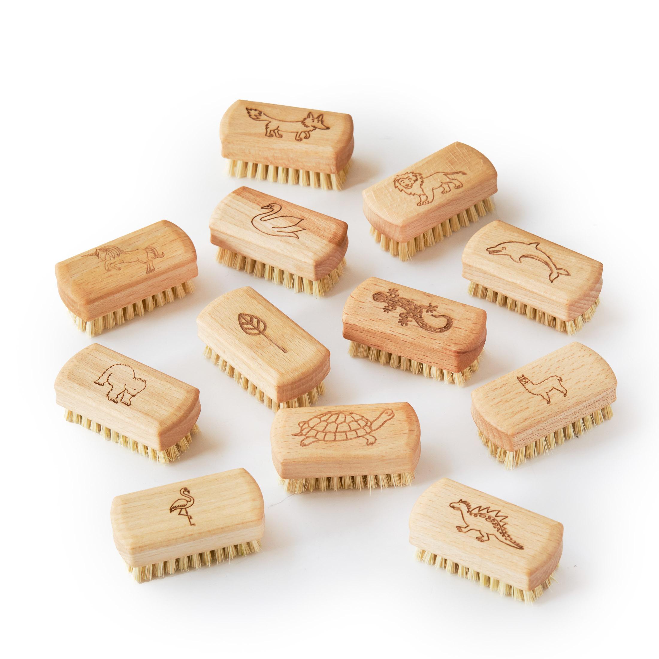 Natural Vegan Nail Brush