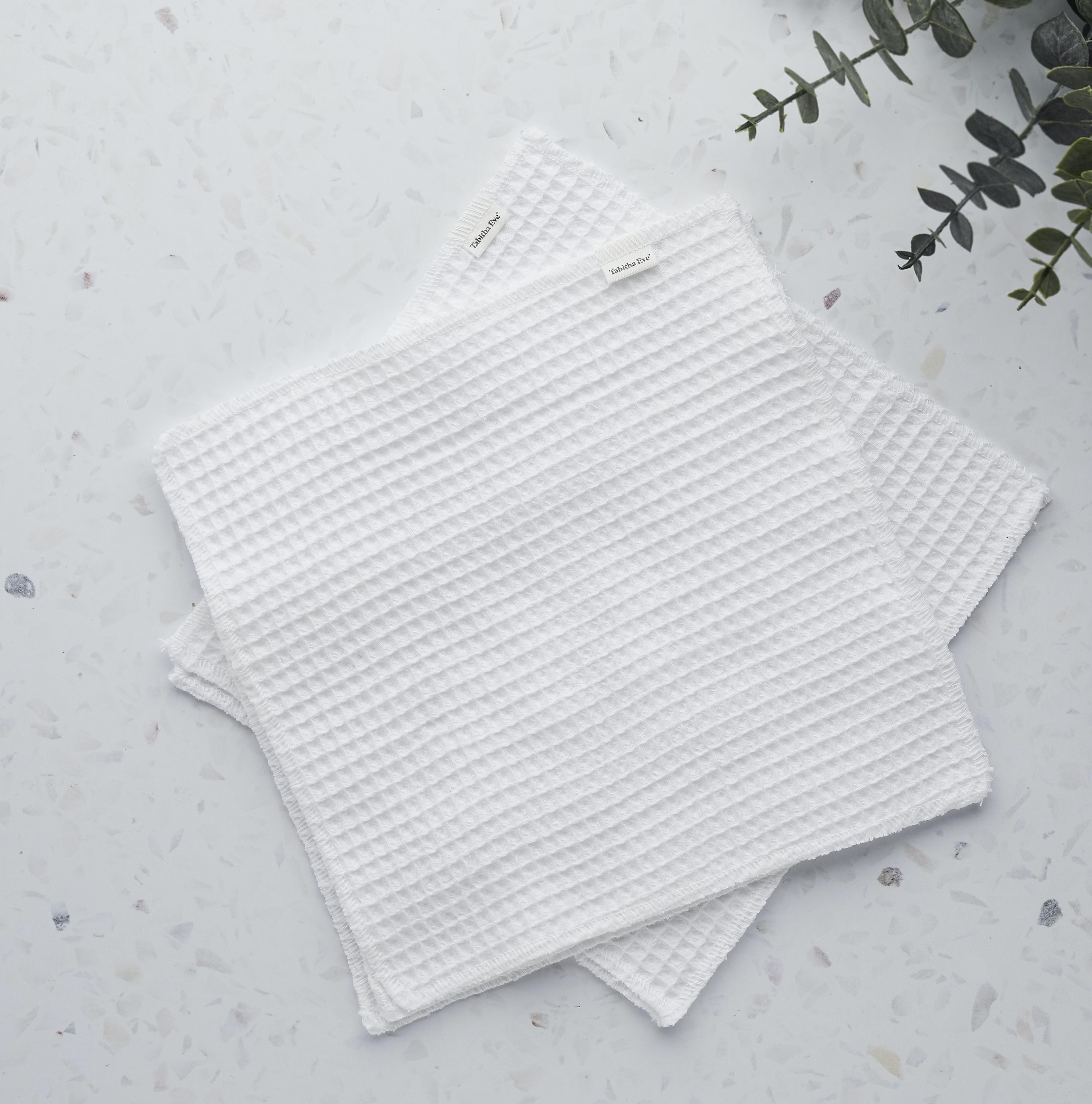 Tabitha Eve Waffle Unpaper Towels
