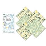 BeeBee & Leaf Wax Wrap Set: The Teeny Pack