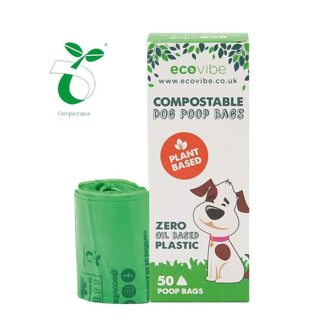 EcoVibe Pet Poop Bags
