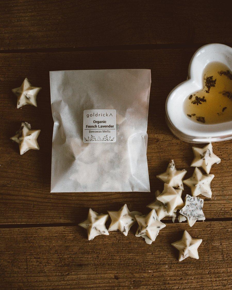 Goldrick Organic Lavender Wax Melts