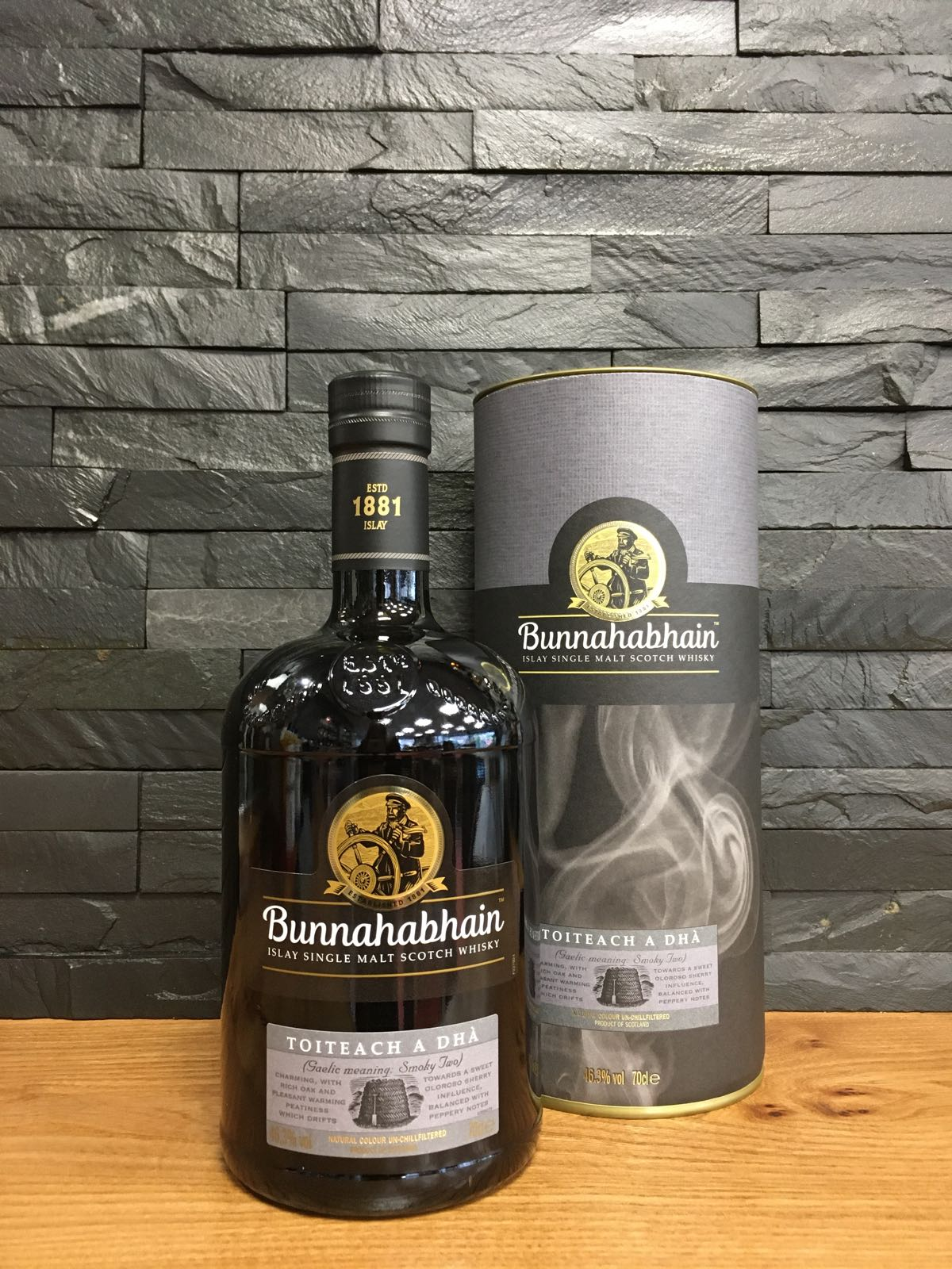 Bunnahabhain Toiteach A Dhà 70cl