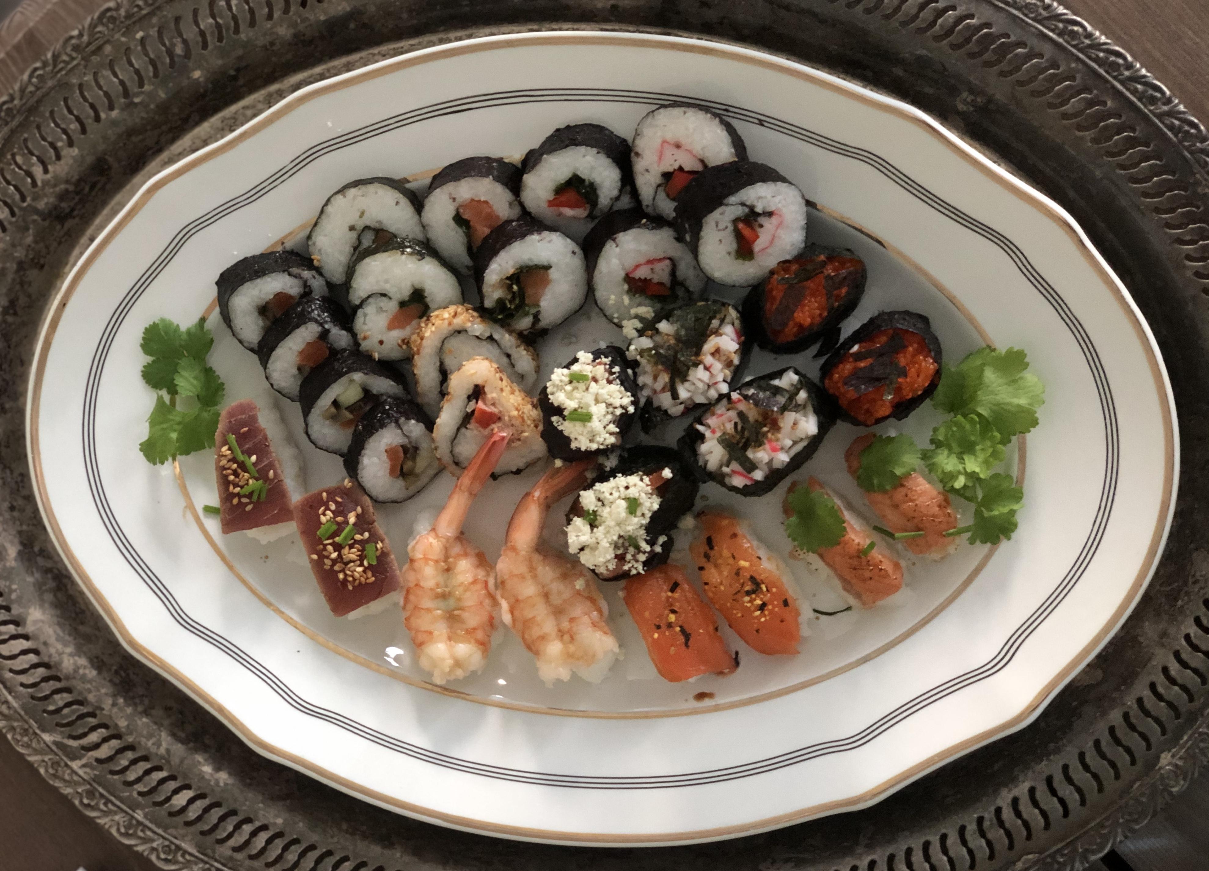 Sushi set WKND