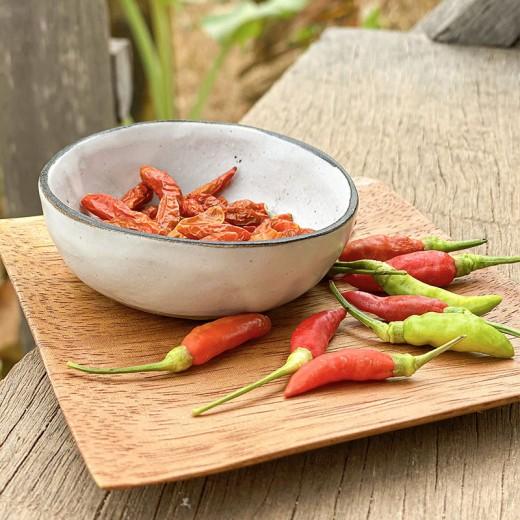 bird chili whole 25g kuivattu chili