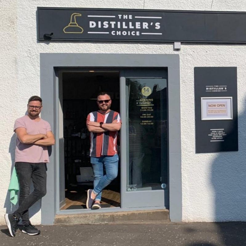 The Distiller's Choice