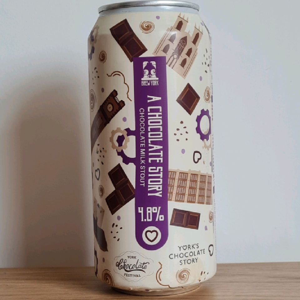 Brew York A Chocolate Story