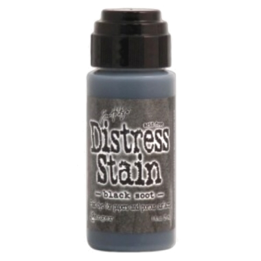 Distress Stain Black Soot