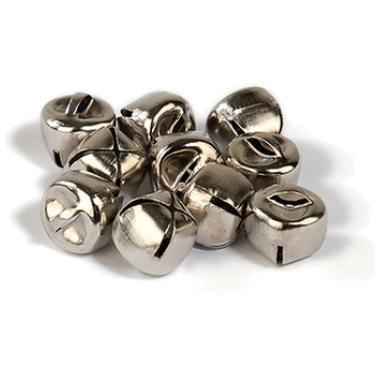 Bells 12mm Silver 10 stk 12239-3903