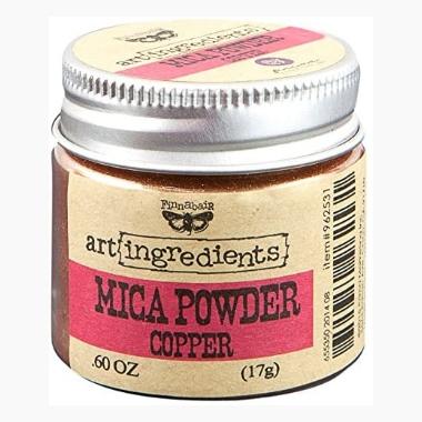 Mica Powder - Copper