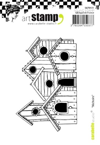 Stempel CS Nichoirs SA70131