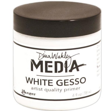 Dina Wakley Gesso white