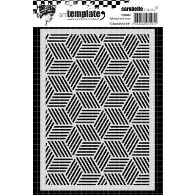 Stencil CS Géometrie #4 TE60064