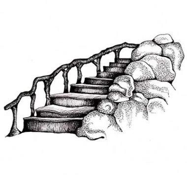 Stempel LAV178 Fairy Steps