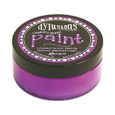 Dylusions Paint DYP45960 Crushed Grape
