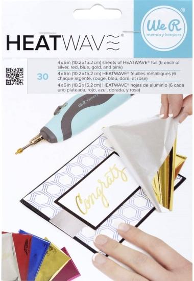 Foil Heatwave Mix Farge 662579