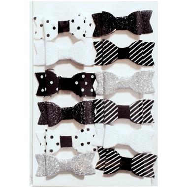Sløyfe AC Black & White 312276