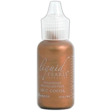 Liquid Pearls - Hot Cocoa