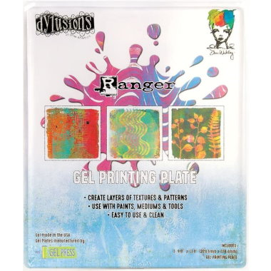 Dylusions Gel Printing Plate 229 x 280mm