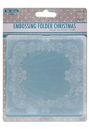 Embossing Folder NC EFE004