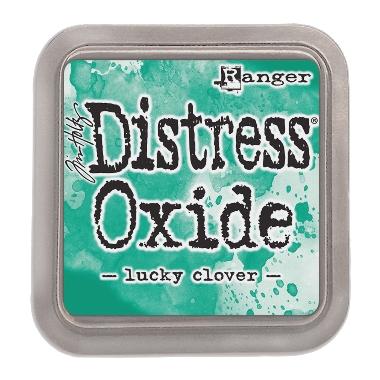 Stempelpute Distress Oxide Lucky Clover TDO56041