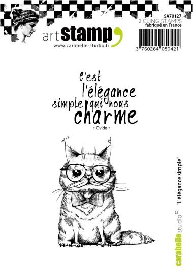 Stempel CS Simple Elegance SA70127E