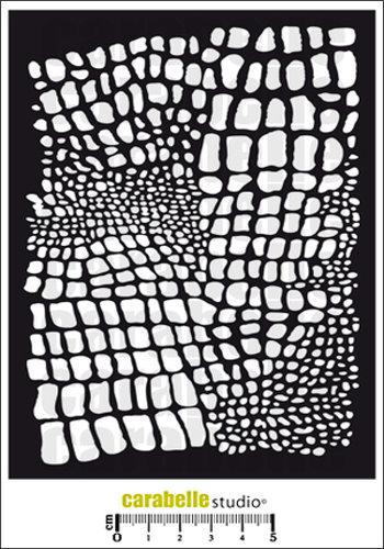 Stencil CS Peau de Serpent TE60029