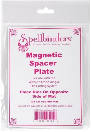 Magnetic Spacer Plate W-024