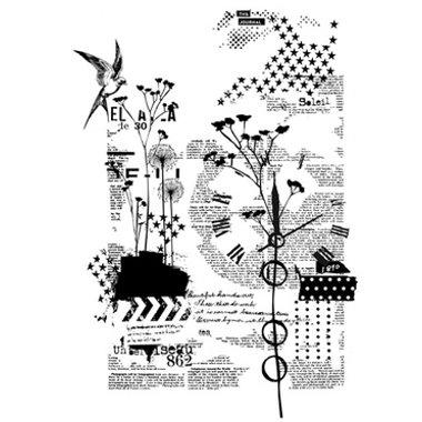 Stempel CS Collage Nature