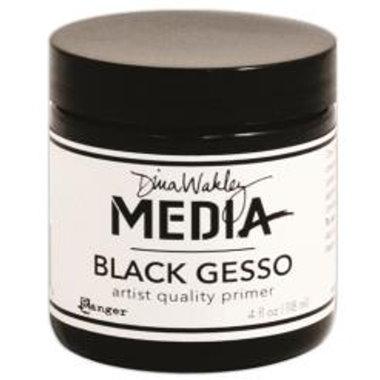 Dina Wakley Gesso black