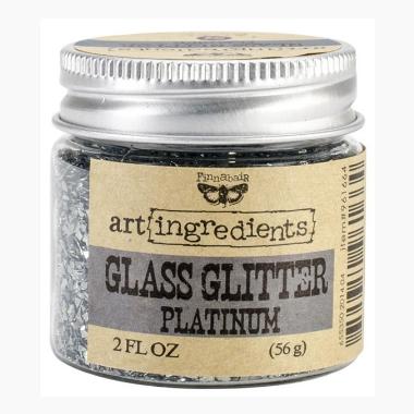 Glass Glitter - Platinum 961664