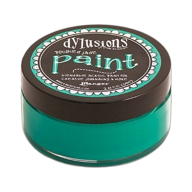 Dylusions Paint DYP52739 Polished Jade