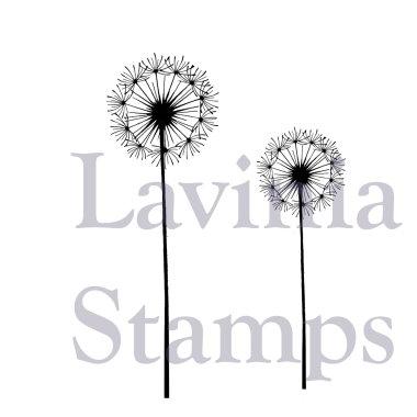 Stempel LAV373 Fairy Dandelions