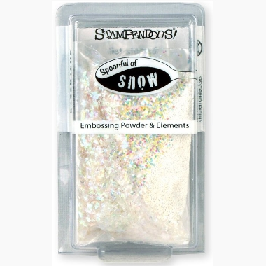 Embossing Powder EJS02 Spoonful of Snow