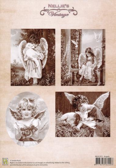 Klippeark NC Angels NEVI013