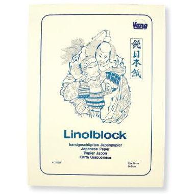 Vang Linolblock – Rispapir