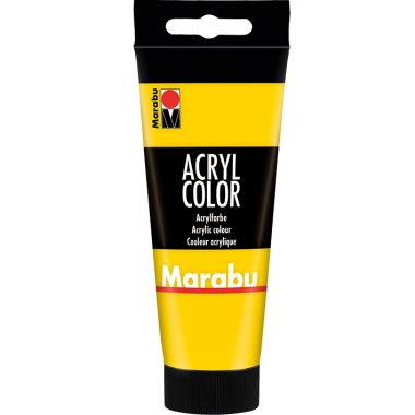 Marabu Acryl Color Yellow 019