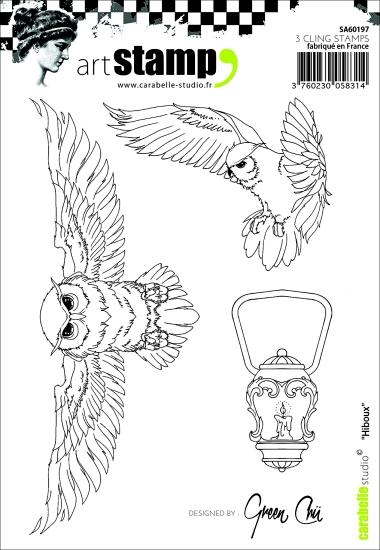 Stempel CS Hiboux SA60197