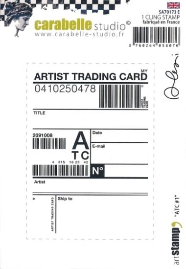 Stempel CS ATC #1 SA70173E