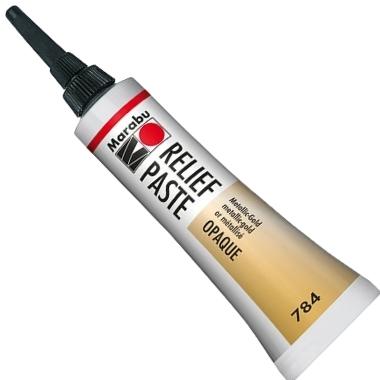Marabu Relief paste Gold 784