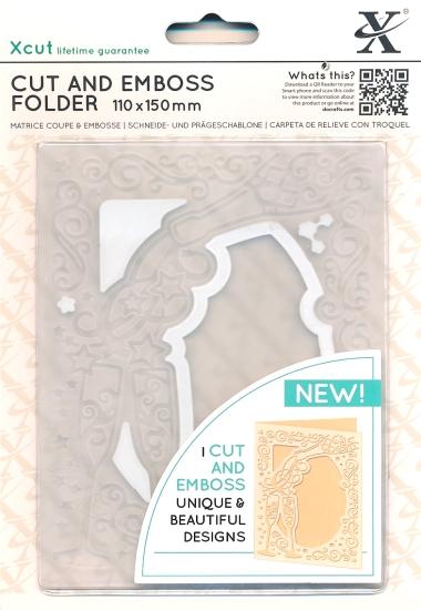 Embossing Folder XCU503802
