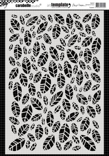 Stencil CS Leaves